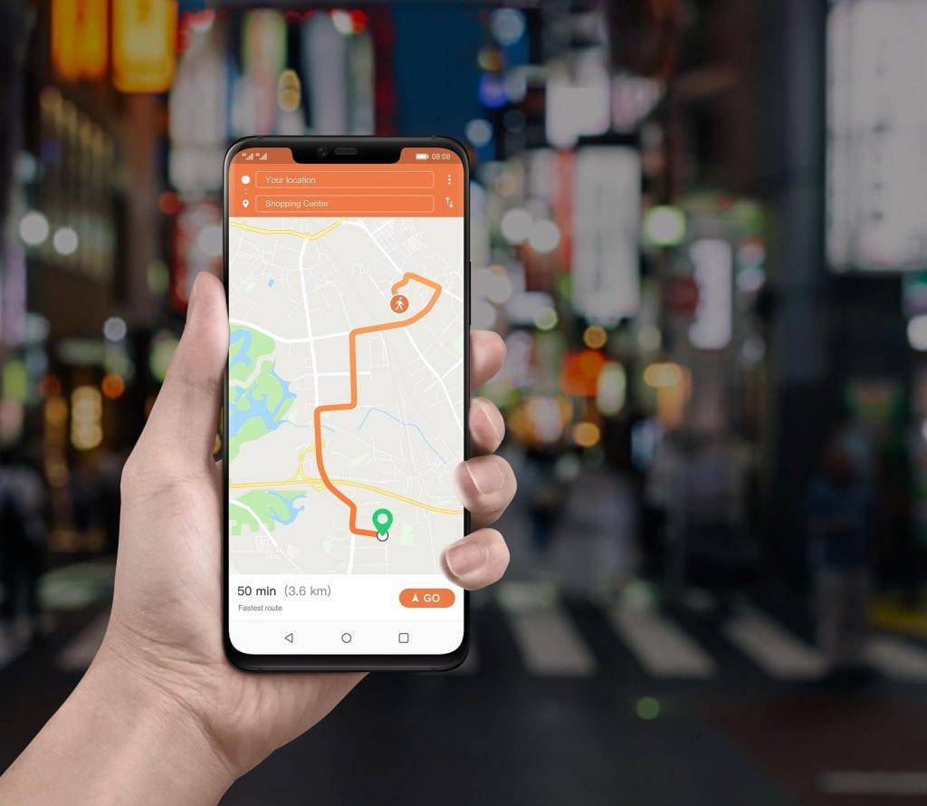 Huawei Mate 20 Pro Notch