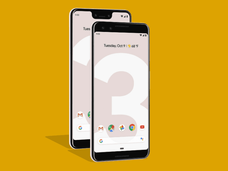 Google Pixel 3 settings - thephoneplans.com