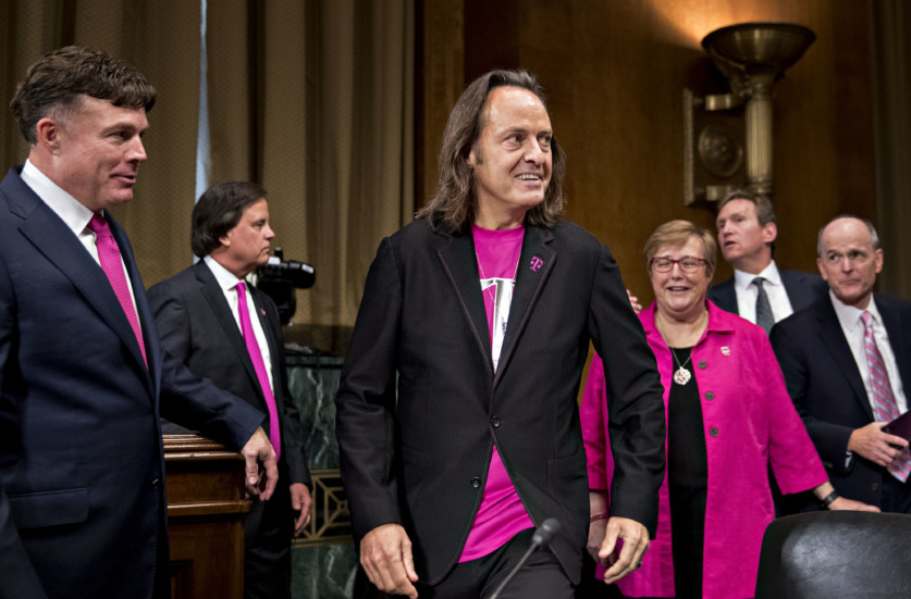 John Legere - T-Mobile - Phone Plans