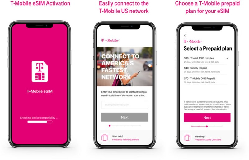 How To Use eSIM In The US - Phone Plans